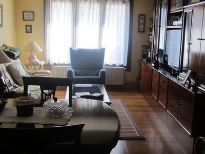 Photo for Comfortable apartment San Sebastian, Basque Country, Spain