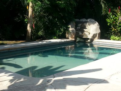 Photo for Eco Friendly Spacious Caribbean House with private pool.