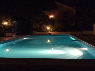 Photo for Just 500 meters from the Scala dei Turchi! House with veranda overlooking the sea and pool.