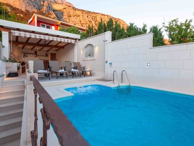 Photo for Villa Infinitum Mare with Swimming Pool