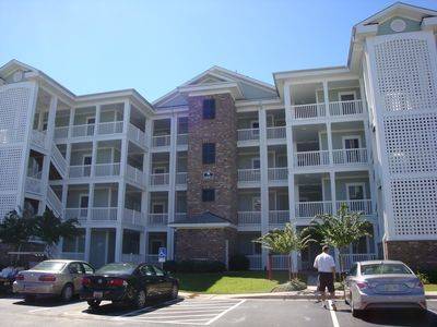 Photo for Magnolia Pointe Excellent Golf View Condo For 6-8 Guests