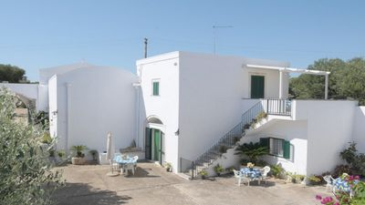 Photo for Typical House in Apulian Masseria for Couples with Veranda, kitchen, bedroom