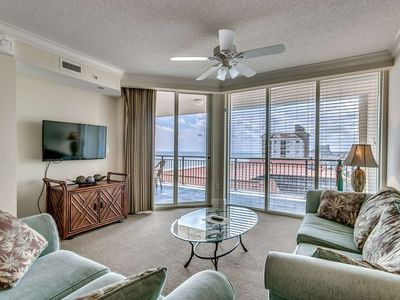 Photo for Beautiful 7th Floor Ocean View Condo in Mar Vista Grande Resort