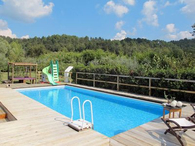 Photo for 2 bedroom Villa, sleeps 6 in Petrognano with Pool and WiFi