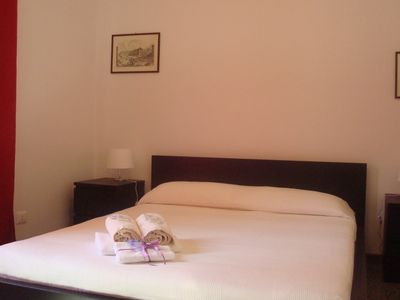Photo for Holiday home in the heart of Rome, perfect for couples or families with children