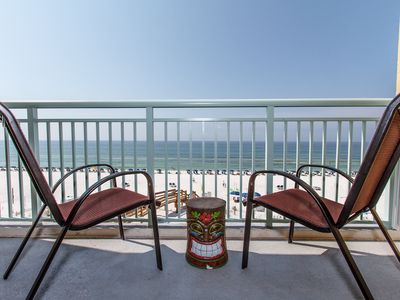 BALCONY - Yes, you are right on the beach! No obstructions, just amazing views.
