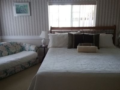 Photo for Crofton by the Sea Bed & Breakfast - The Seabreeze Room