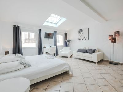 Photo for Charming duplex in the heart of Meynadier street