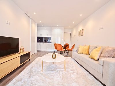 Photo for Savory Yellow Apartment, Wifi, AC!New!