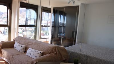 Photo for Modern apartment in the center of Santa Cruz