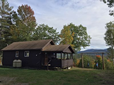 Bell Meadow Cottage - A Private, Mountain Top Cottage In Keene, NY
