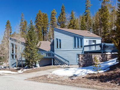 Photo for One Bedroom Apartment in Blue River with amazing views of the ski area