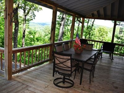 Photo for LOCATED LESS THAN 15 MINUTES FROM DOWNTOWN BLUE RIDGE AND 25 MINUTES FROM HARRAH`S CASINO!