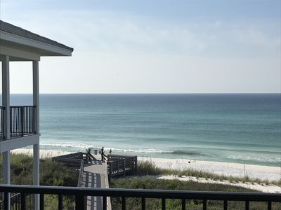 Photo for AVAILABLE JUNE 1-5!! Luxury BeachFront 3/3 Top Floor,Heated Pool,Elevator,30A