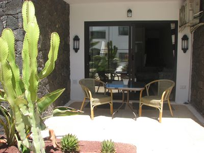 """Photo for """"A true haven""""  spacious Apartment in a small quiet complex nearby the beach"""