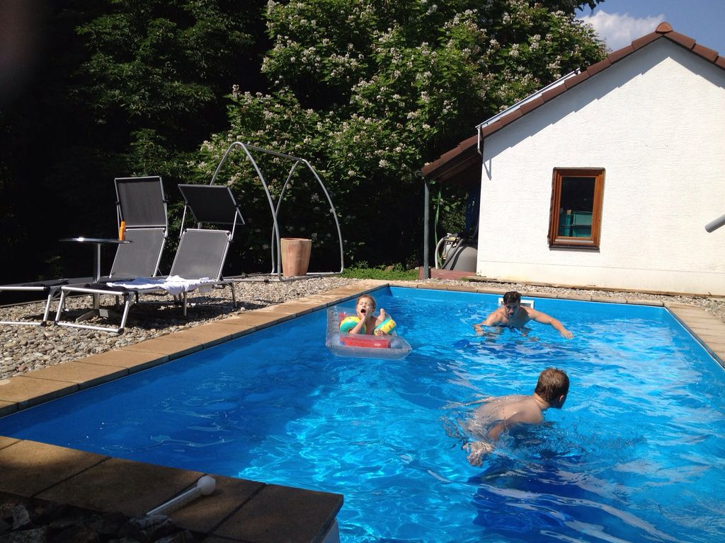 Apartment With Beautiful Garden And Pool Near L Rrach Basel And France Steinen