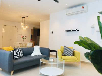 Photo for Kuala Lumpur Luxury Apartment 3R3B | 100m LRT, Private Lift, Midvalley