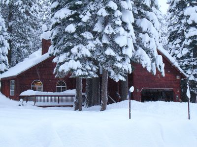 Photo for Tahoe Donner 4 Bedroom, Perfect Family Rental Home