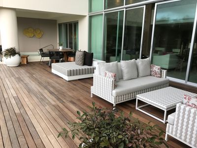 Photo for 4 Bdr Loft Grand Luxxe Residence, Golf Spa