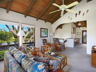 Photo for Poipu Vacation Rental Newly Kitchen Remodeled Garden View *Kahala 521*