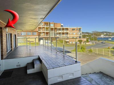 Photo for 1BR Apartment Vacation Rental in Nelson Bay, NSW