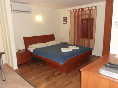 Photo for Studio flat with air-conditioning Cres (AS-13312-a)