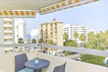 Photo for Marbella Beach Centre 2 bedrooms Segovia D