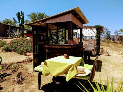 Photo for Beautiful, tranquil and safe home in the heart of Valle de Guadalupe