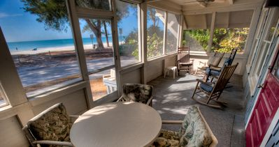 Photo for Beach Front Cottage - Only 10 Nights left to Book in 2019! Prices Slashed!!