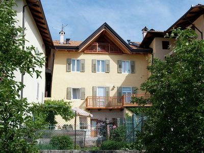 Photo for Holiday home in Trentino, Val di Non, in the middle of the Brenta Dolomites