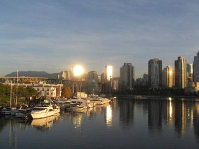 Photo for Vancouver False Creek: Deluxe Waterfront TownHome at Granville Island