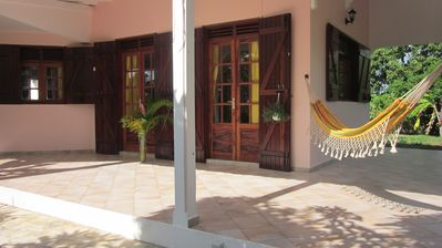 Photo for 4BR Villa Vacation Rental in Sainte-Anne, Guadeloupe