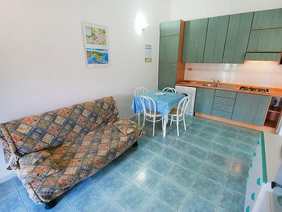 Photo for Apartment Sole in Villasimius - 4 persons, 1 bedrooms