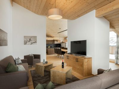 Photo for 10-12-person apartment in the holiday park Landal Resort Maria Alm - in the mountains/rolling countryside