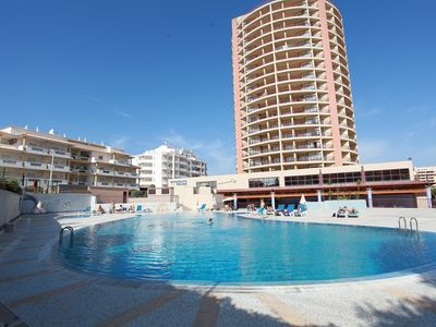 Photo for Two bedroom apartment - Clube Praia Mar G by amcf
