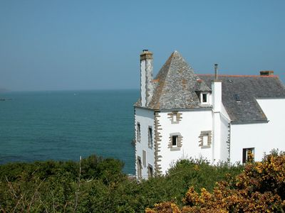 Photo for Luxurious Breton villa with an amazing sea view!