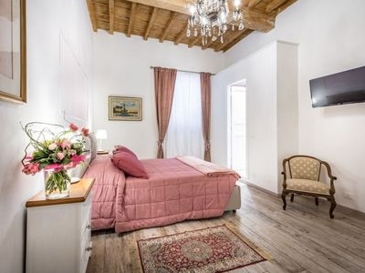 Photo for A house on the Florentine riverside