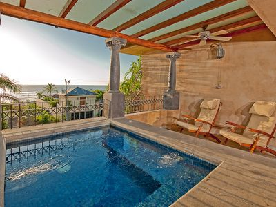 Photo for Stunning 3BR/3.5BA Penthouse w/ocean view & private Jacuzzi AMP5