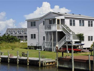 Photo for Hoi Toide Low Toide:  Two homes in one.  Canal front, boat docking.