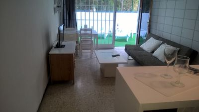 Photo for 1BR Apartment Vacation Rental in Arona