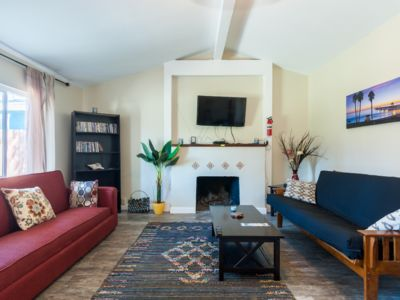 Photo for OCEAN BEACH HOUSE  SLEEPS 10! SHORT WALK TO THE OCEAN FULL FURNISH 3 BED 3 BAH