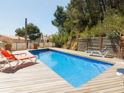 Photo for LIZ-house with swimming pool-Tamariu-Costa Brava