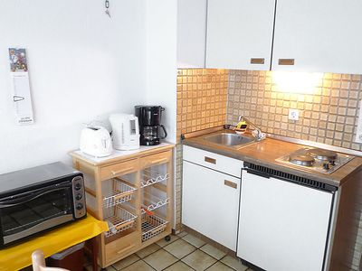 Photo for Apartment Muschelweg in Norddeich - 2 persons, 1 bedrooms