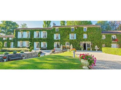 Photo for Holiday house Annepont for 18 - 24 persons with 9 bedrooms - Holiday house