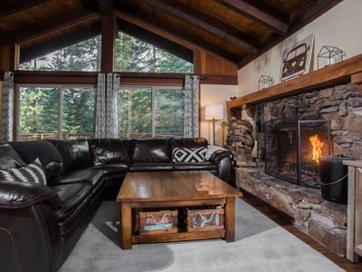 Photo for Timberwood Cabin- Pet friendly with Hot Tub!
