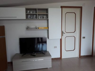 Photo for Palinuro: large and sunny apartment in a villa