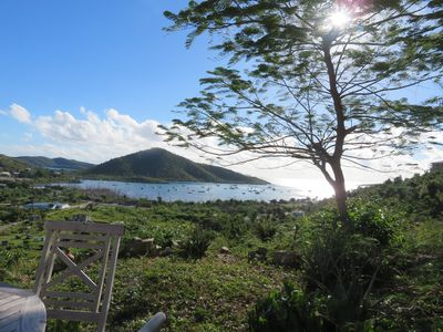Photo for Palm Cottage: Affordable,  Great View, Coral Bay Bargain!!