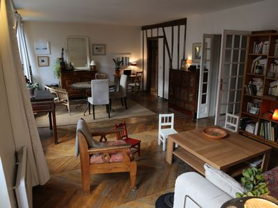 Photo for Spacious and light  apartement  in south Pigalle