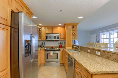 Fully Equipped Kitchen for Meals Large and Small