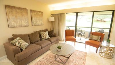 Photo for NEW to rental market. Pristine fully furnished 1bd/1.5 bath condo at Innisbrook